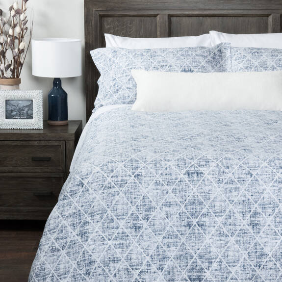 Diamant Duvet Set - Midnight