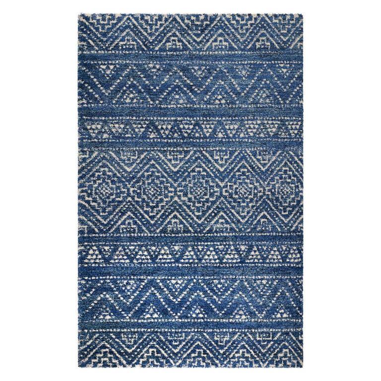 Caldera Rug 63x90 Blue