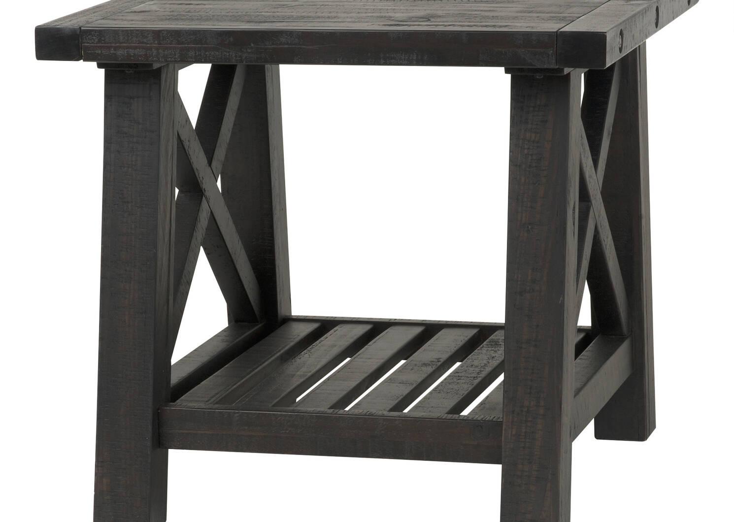 Ironside Side Table -Café