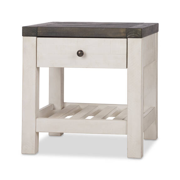 Laurier Side Table -Meyer Dove
