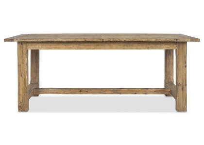 Steveston Ext Dining Table -Anew Buff