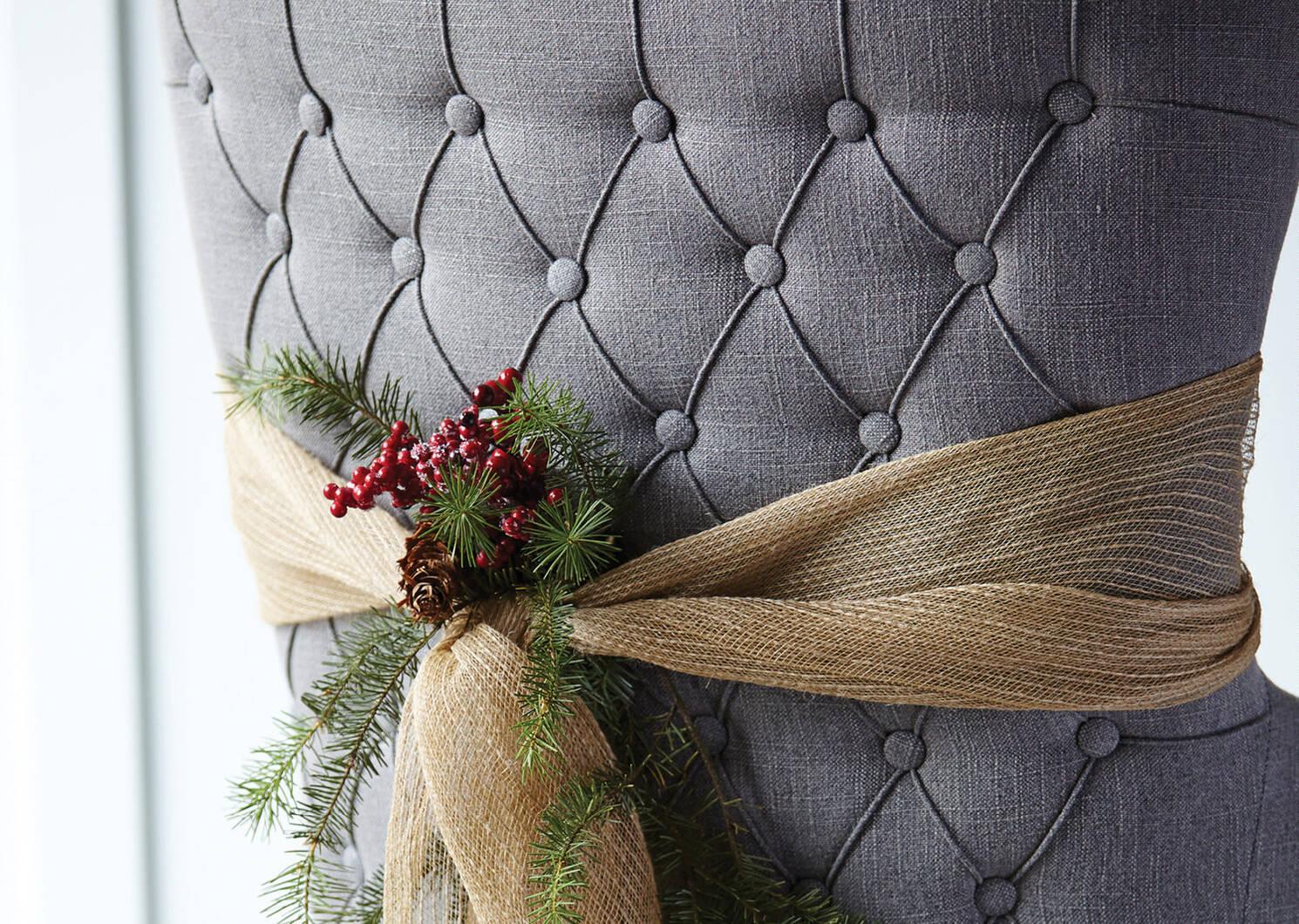 Chaise d'hôte Oak Bay -Nantucket gris