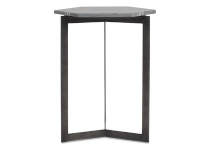 Emilia Accent Table -Link Grey