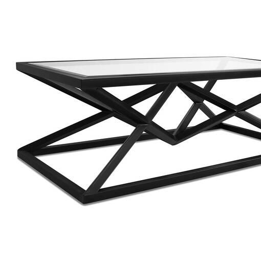 Pyramid Coffee Table -Glass