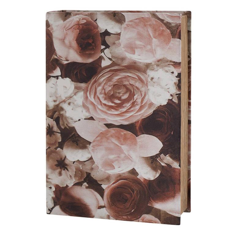Rosamund Book Box Large Pink