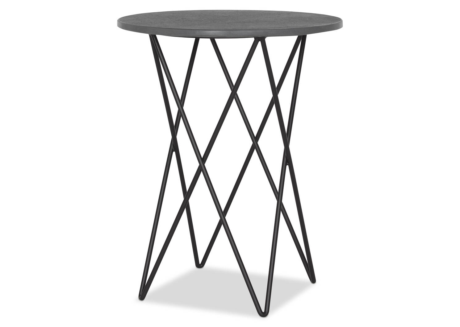 Rixton Accent Table -Marble