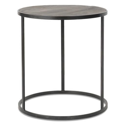 Madera Side Table -Oak Bay
