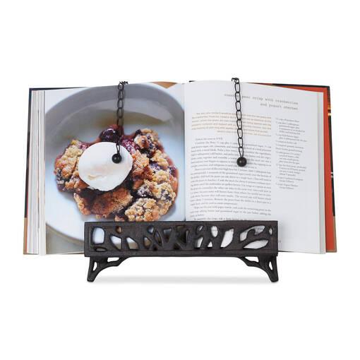 Grove Cookbook Stand Iron