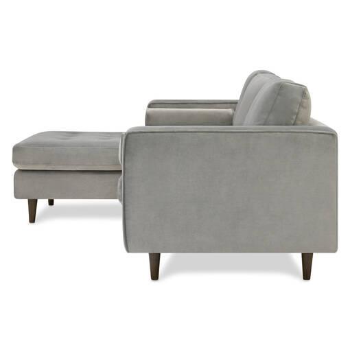 Reynolds Sofa Chaise -Gala Moon