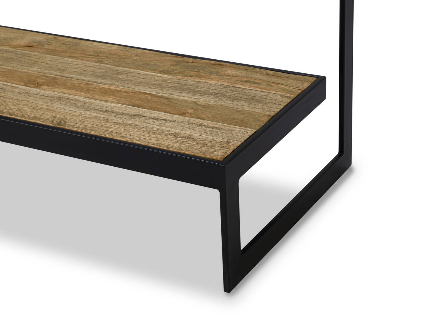 Mitchell Console Table -Aspen Oak
