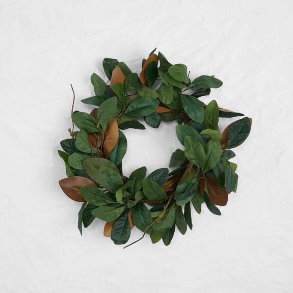 iChristoph Green Leaf Wreath