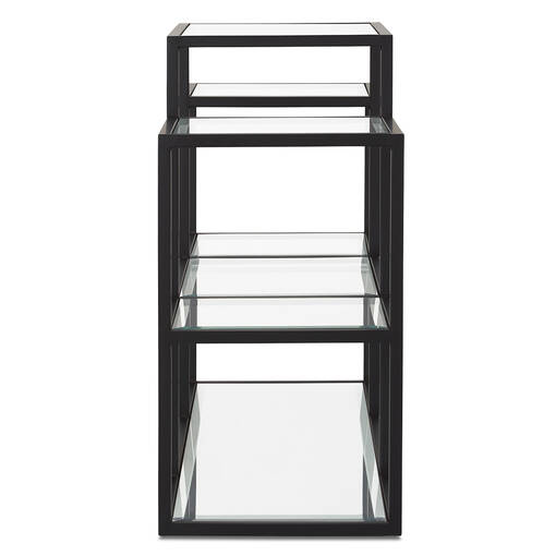 Brady Console Table -Black