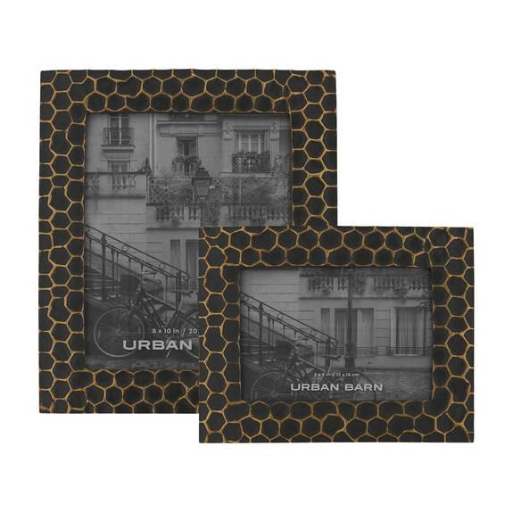 Janelle Frames - Cobble/Brass