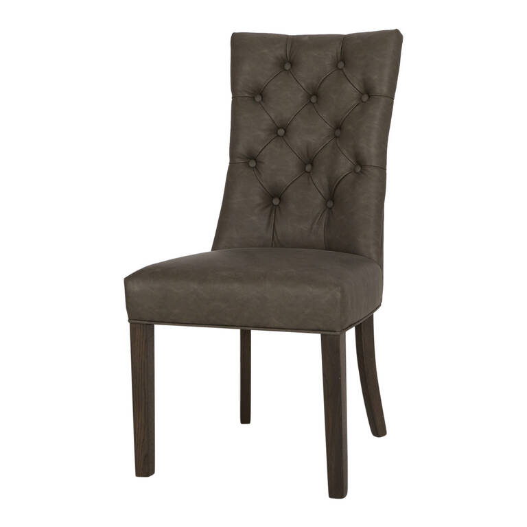 Oakridge Dining Chair -Kenton Grey