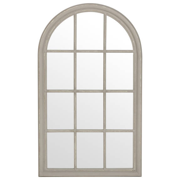 Gateway Wall Mirror Grey