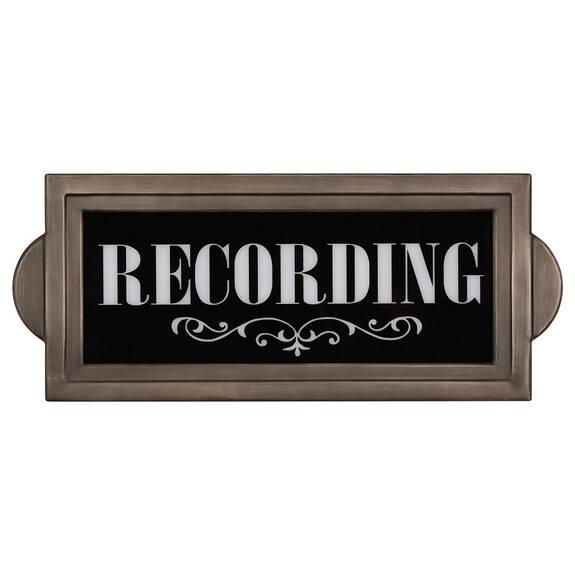 Enseigne Recording