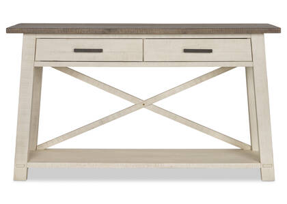 Sechelt Console Table -Cove Drift