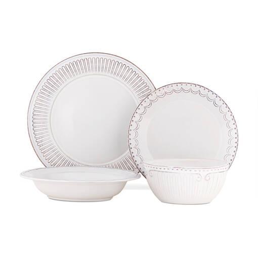 Service de vaisselle Caitriona 16 pièces
