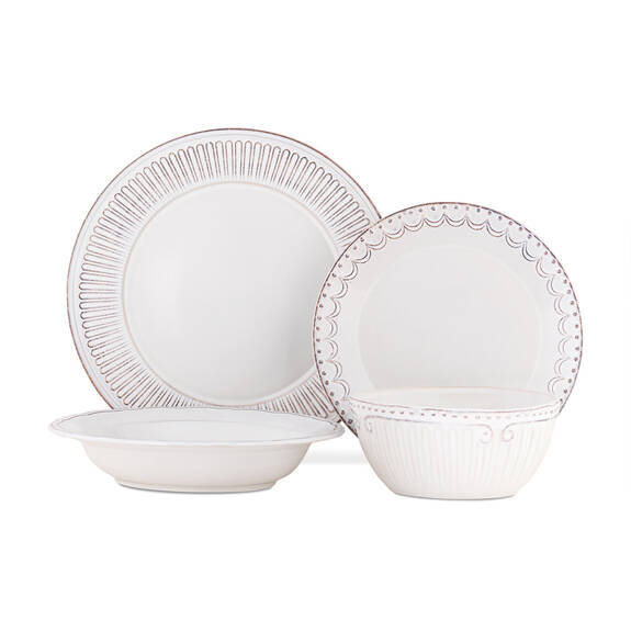 Caitriona 16 pc Dish Set