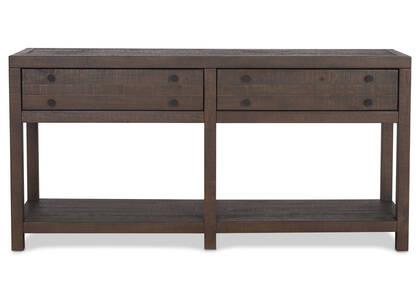 Table console Lynncroft -Wyatt sable