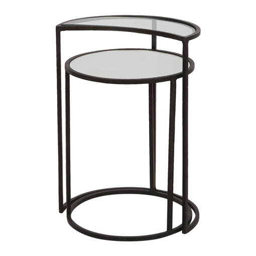 Eclipse Nesting Tables -Mirror