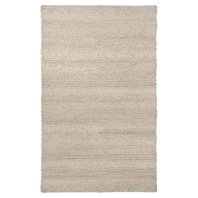 Hugo Rug 96x120 Natural-Cream