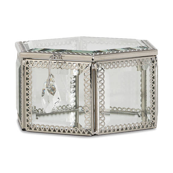 Markle Hexagon Jewelry Box