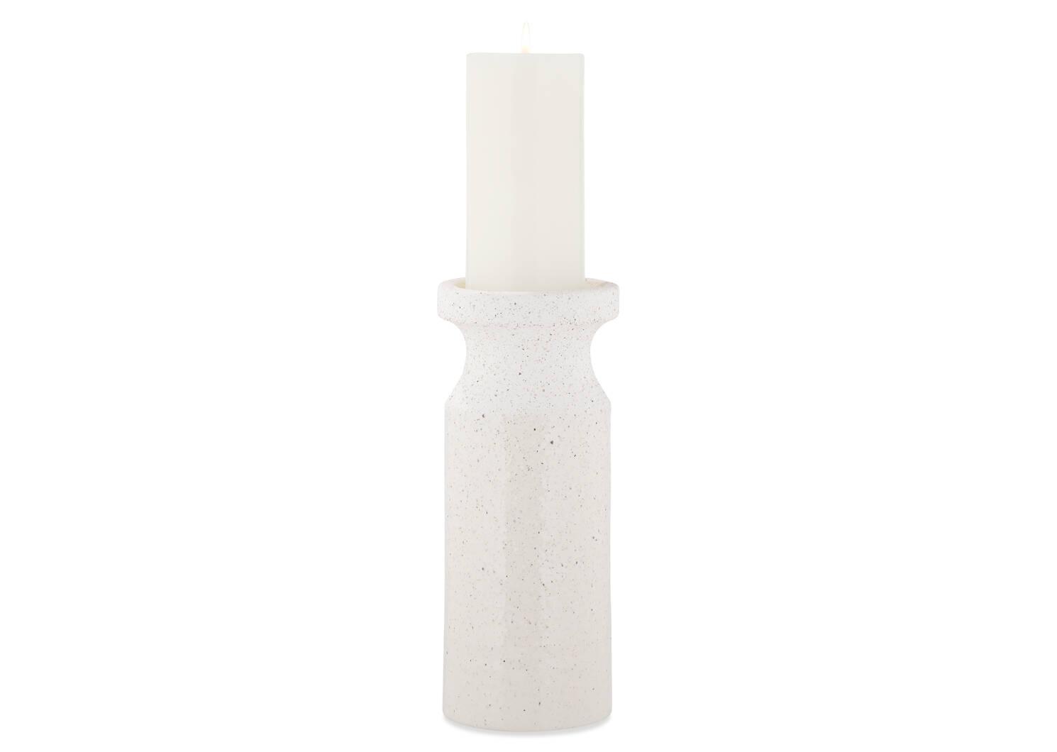Primrose Candle Holders White