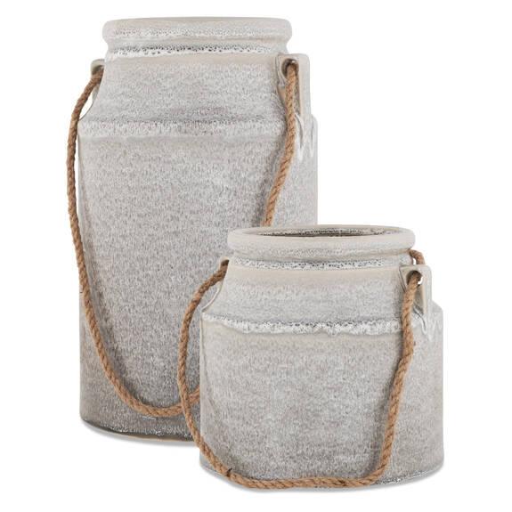 Carina Vases - Pebble