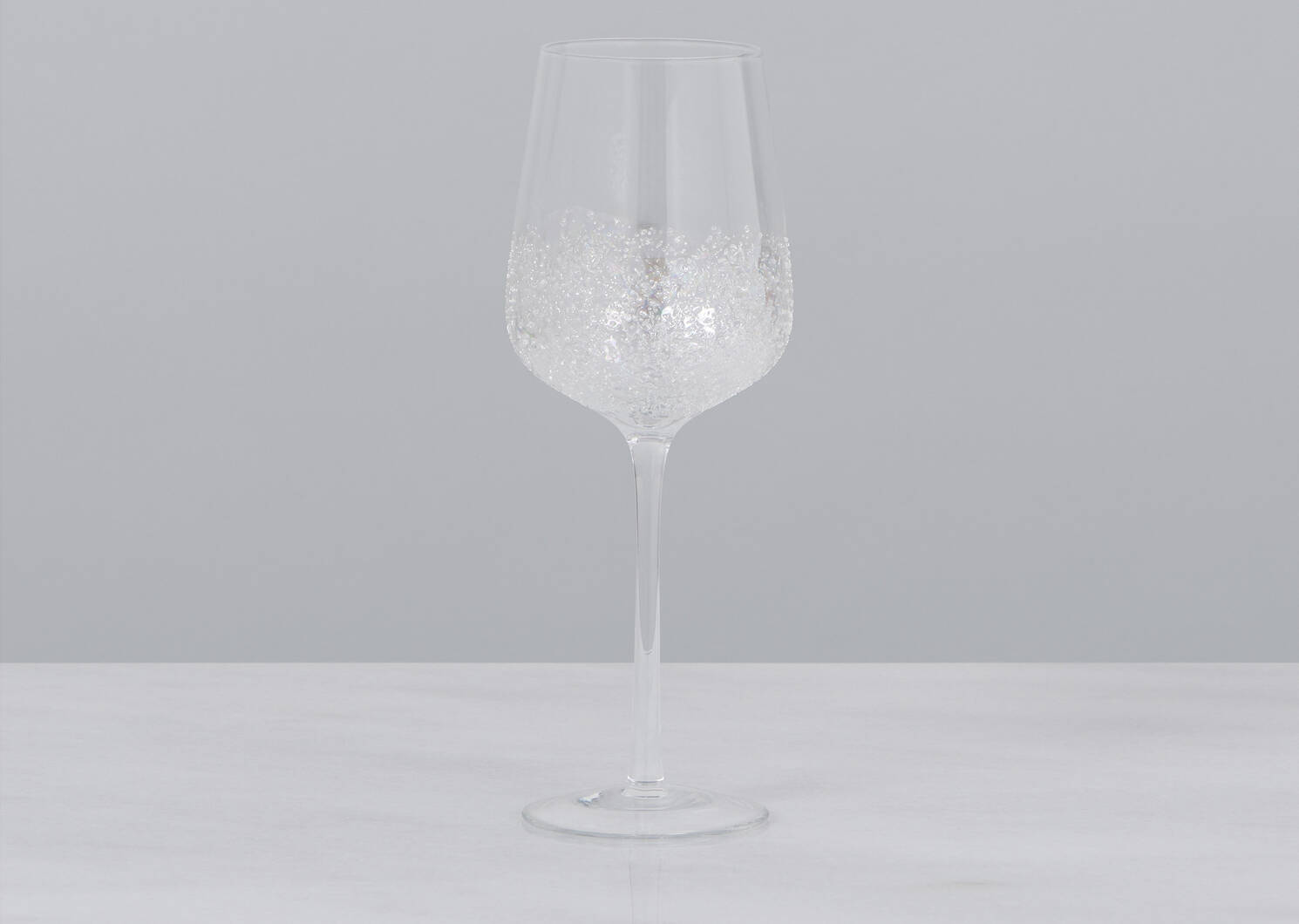 Bliss Wine Glass Iridescent