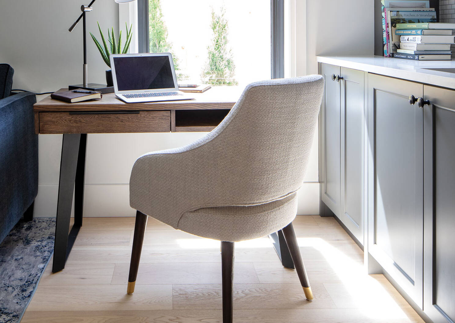 Fabian Dining Chair -Lamis Natural