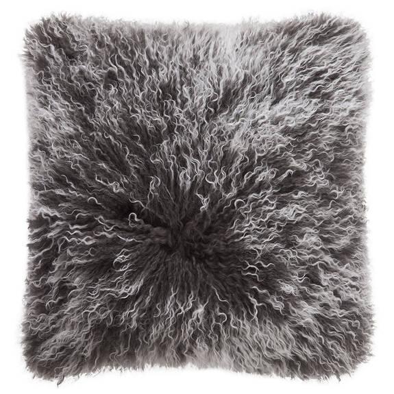 Mongolian Snowy Toss 20x20 Cobble