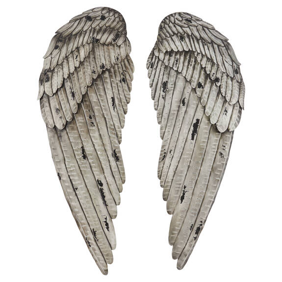 Evangeline Wings Wall Decor Set