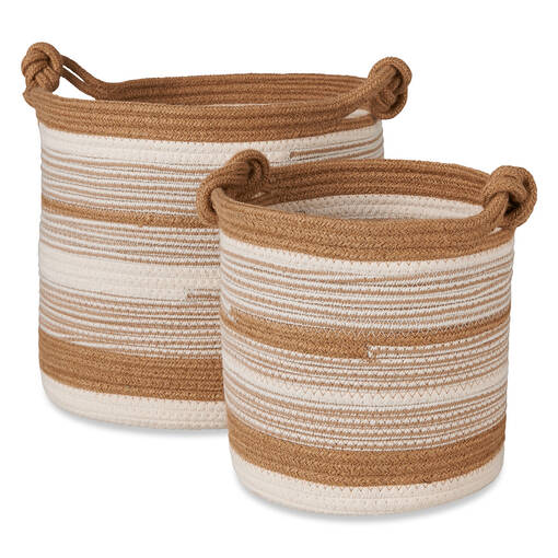 Ruiz Baskets - Natural/White