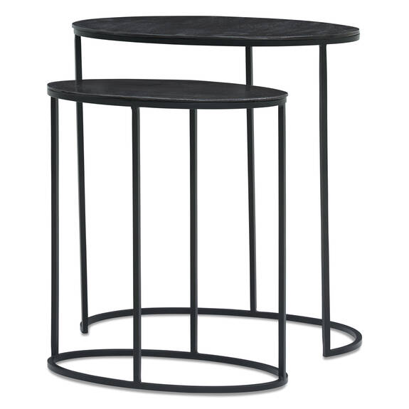 Tana Nesting Table -Bronze