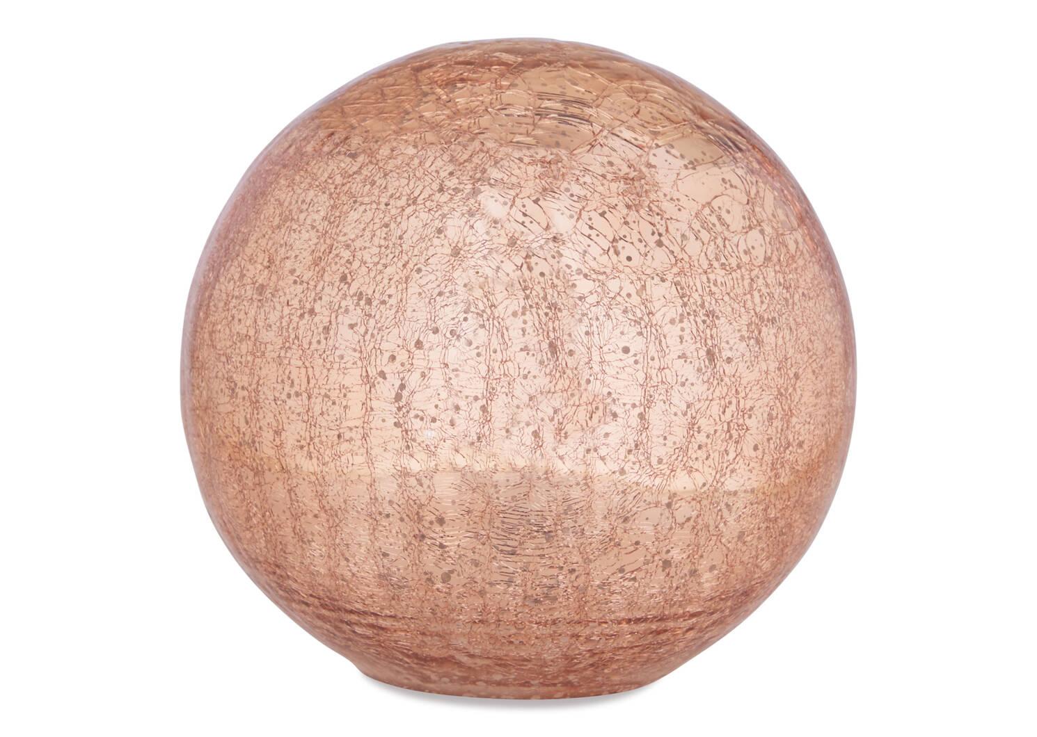 Donatella Décor Balls - Rose Gold