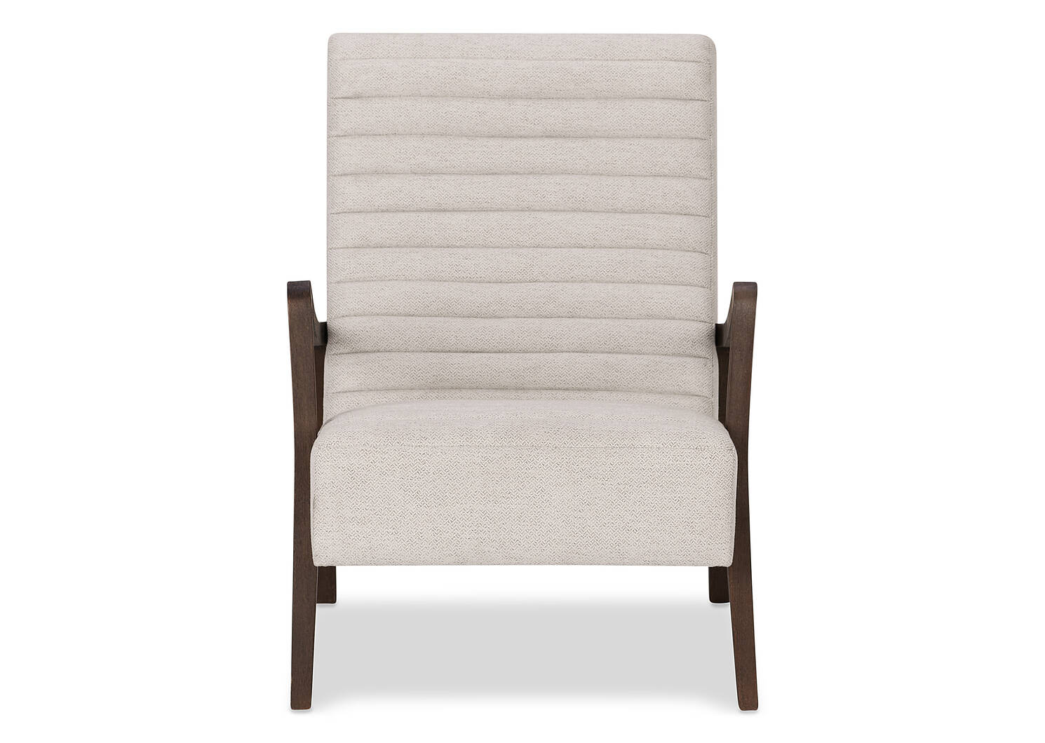 Fauteuil Coleman -Silas platine