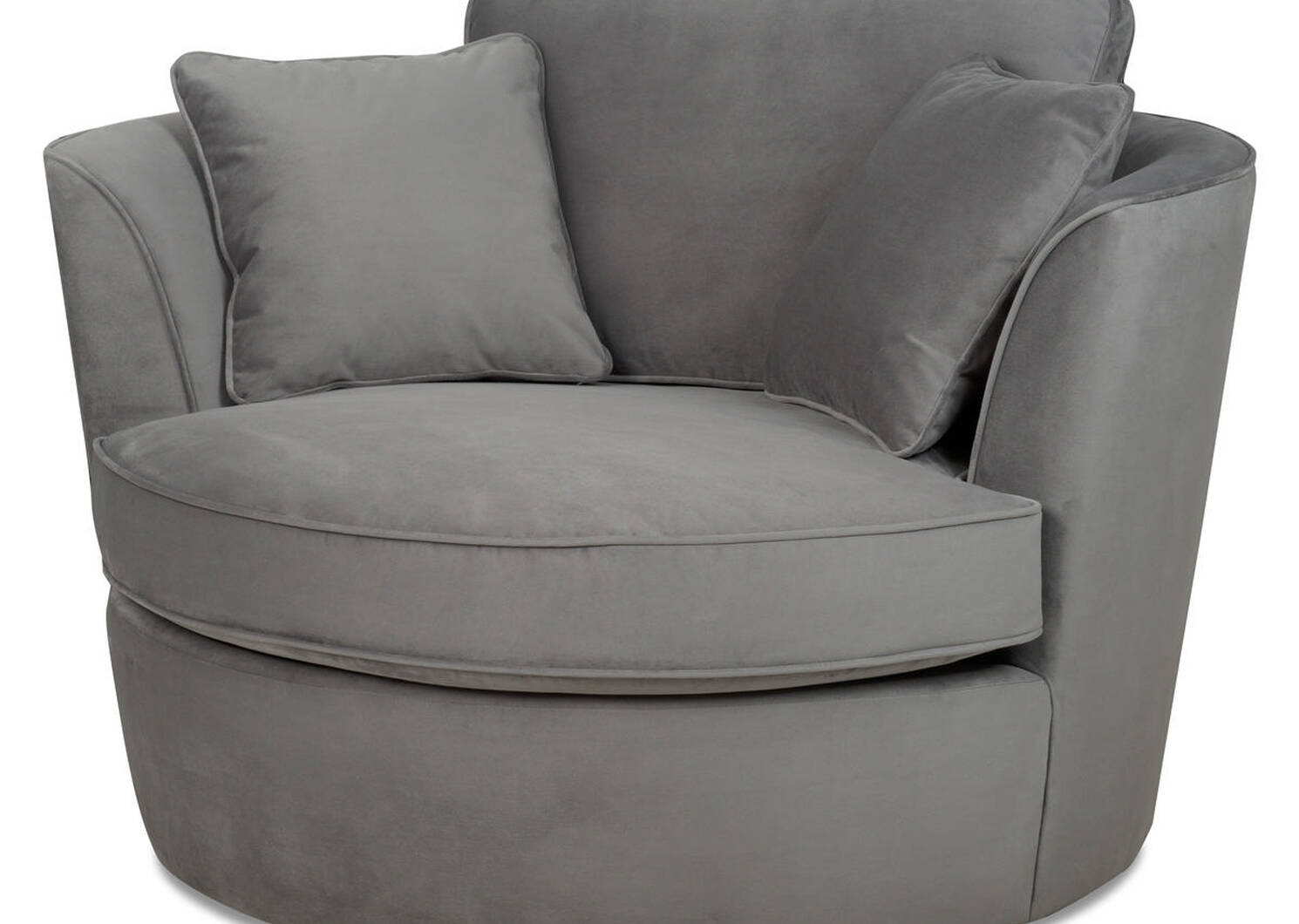 Oriole Chair -Lux Grey