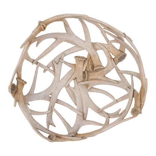 Hartwell Antler Decor Bowl