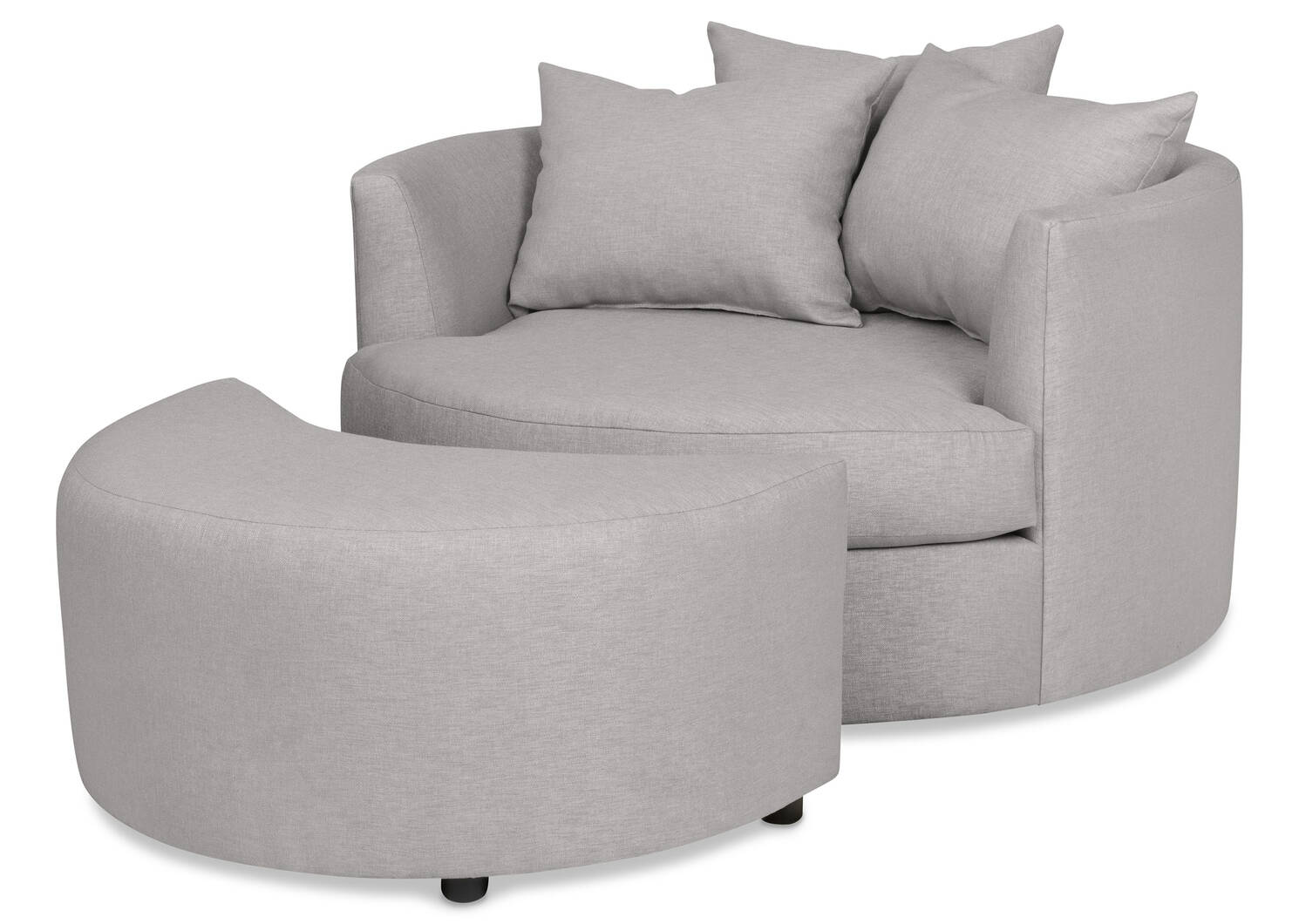 Nestle Custom Chair