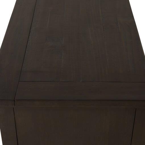 Table de chevet Parker -Héron charbon