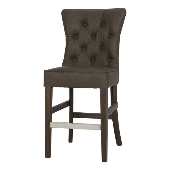 Oakridge Counter Stool -Kenton Grey