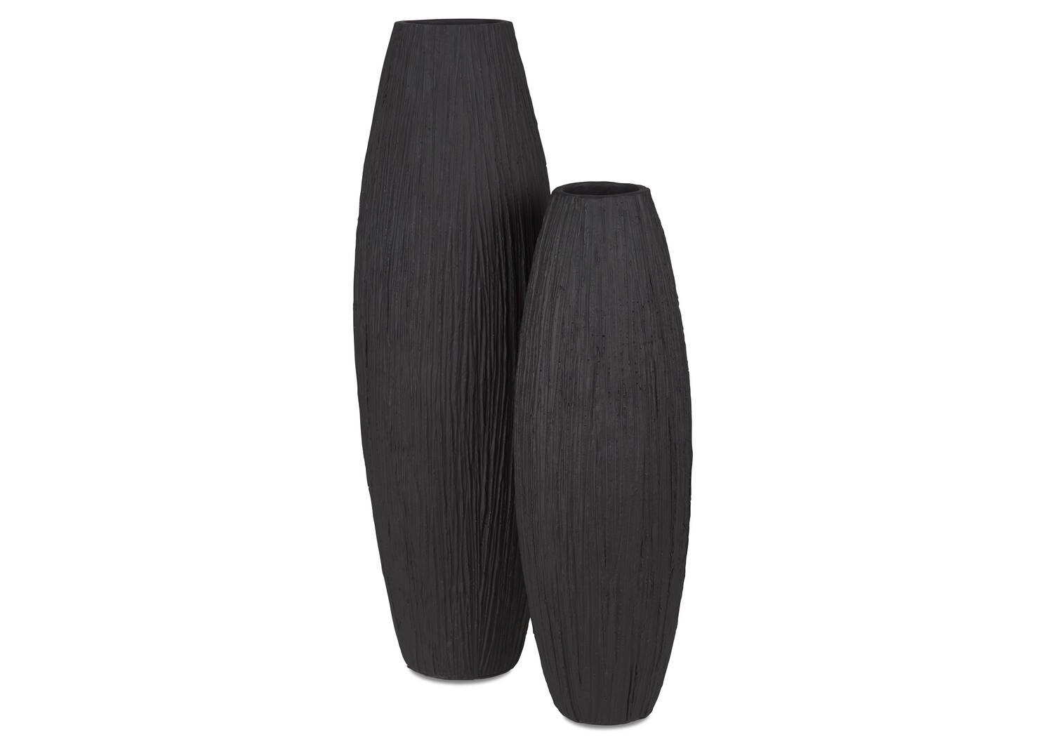 Cailee Vases -Black