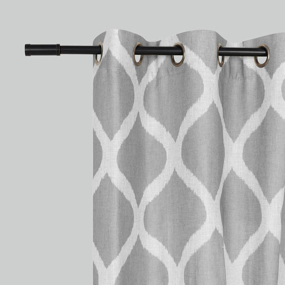 Treillage Panel 96 Grey