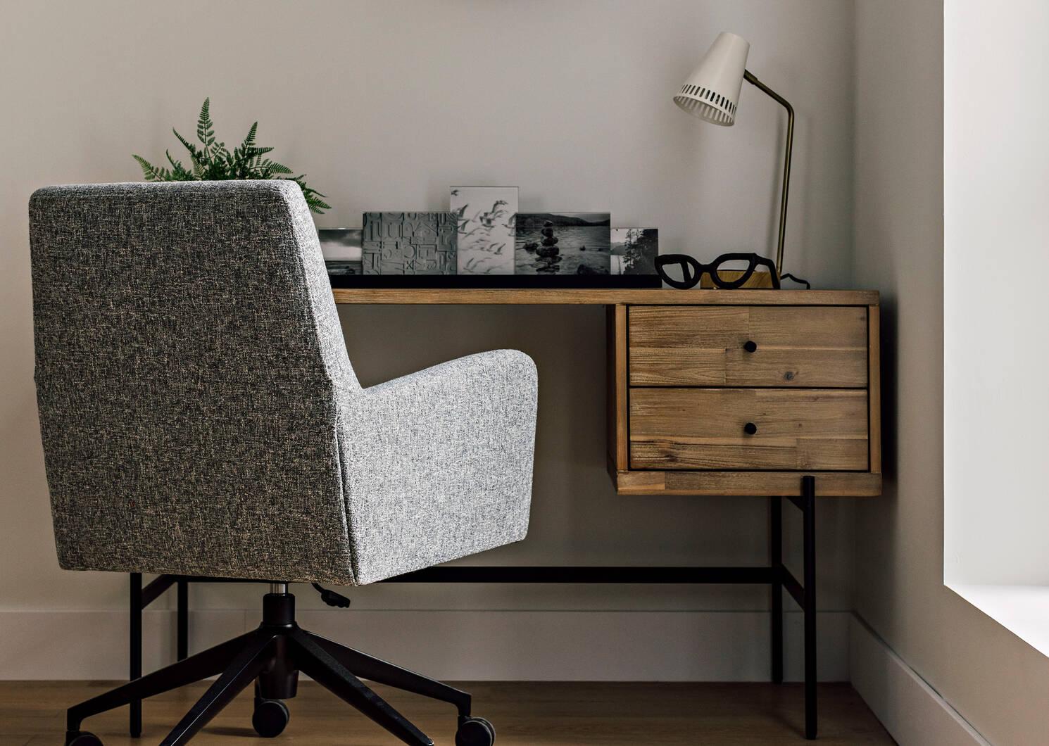 Alexa Office Chair -Marlo Boulder