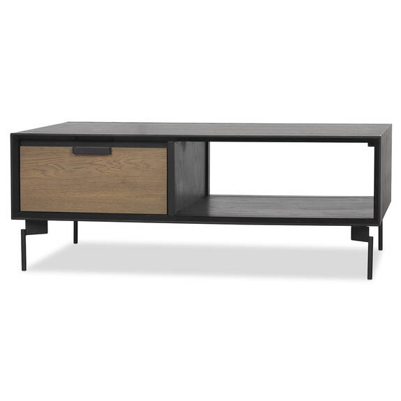 Melville Coffee Table -Raven Umber