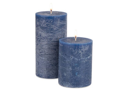 Raylan Candles - Blue Quartz