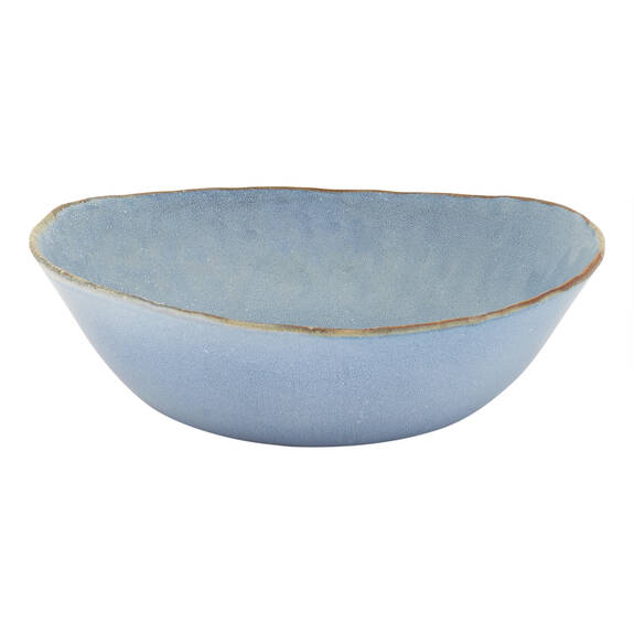 Crofton Serving Bowl Blue