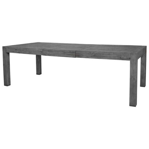 Melbourne Ext Dining Table -Bark Onyx