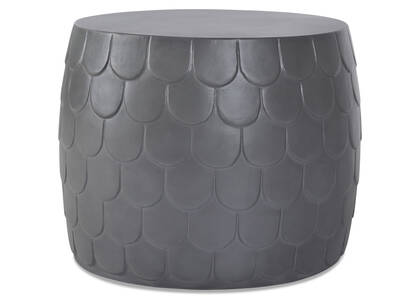 """Lorie Coffee Table 22"""" -Azores Grey"""